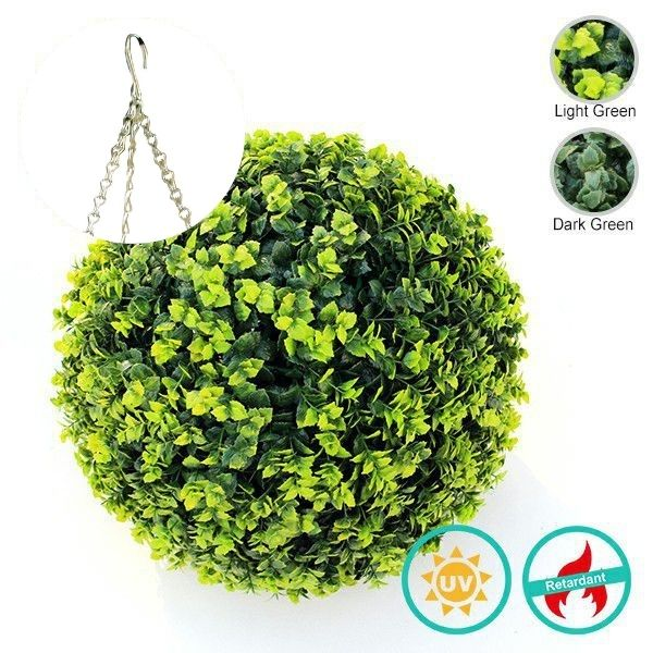 Artificial Hanging Ball outdoor