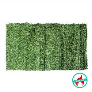 B008 Two-colored Blades (Basic) Artificial Grass Fence