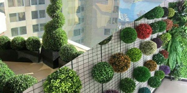 Sunwing products series - artificial topiary