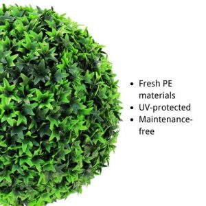 Artificial Hanging Topiary Ball