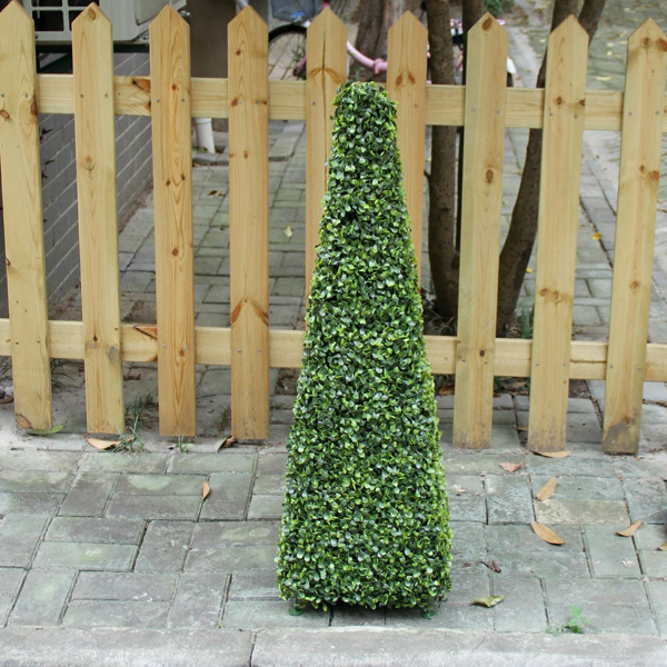 Artificial-Topiary-Boxwood-Cone-Tree