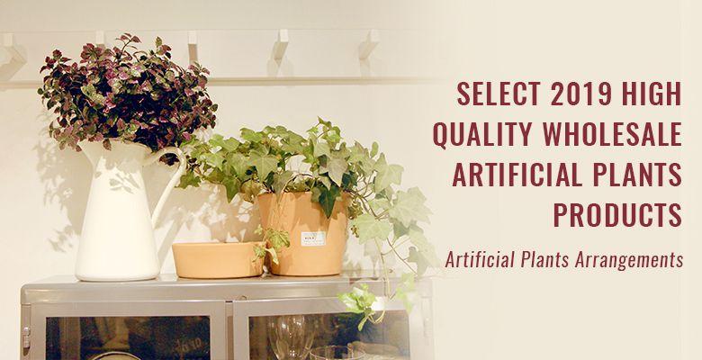 Artificial Plants Arrangements