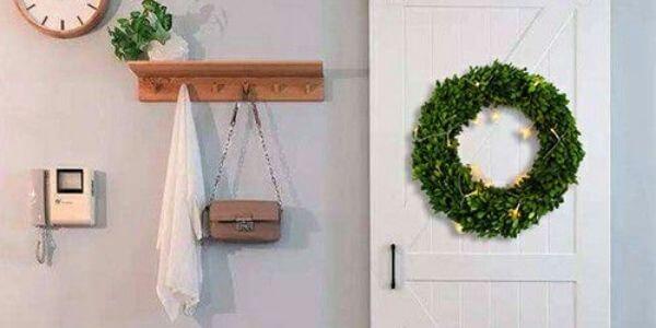 Preserved Wreath for Front Door