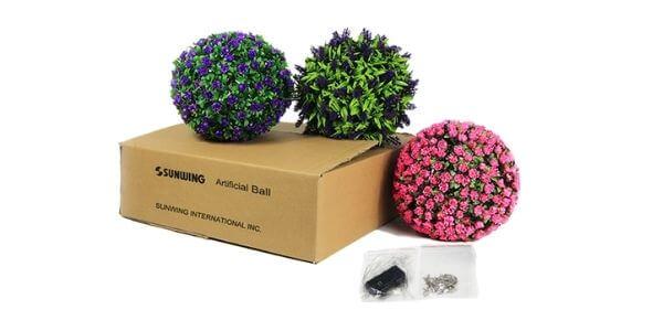Artificial Topiary Ball