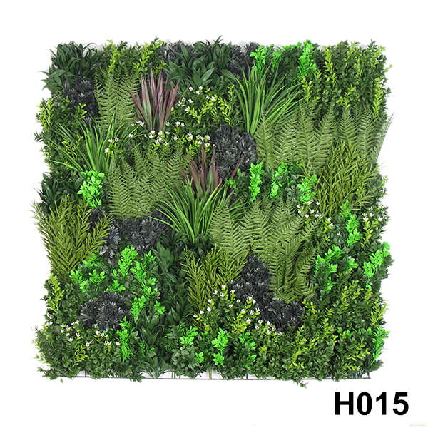 Fake Plant Wall Panels for Safe Decor