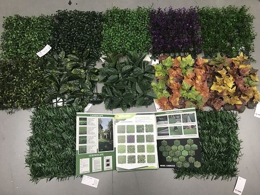 artificial hedges grass factory