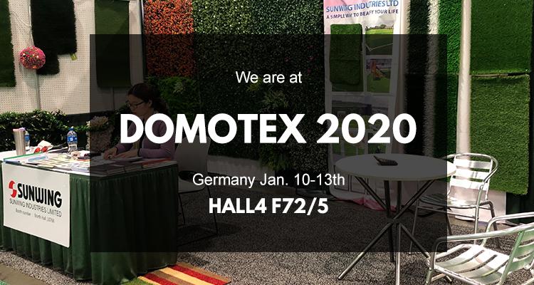 sunwing at germany domotex 2020