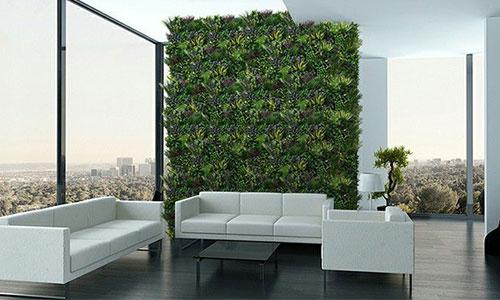 fake-vertical-garden-plants-indoor-decor