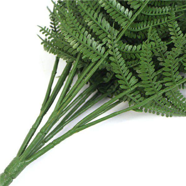 artificial ferns details
