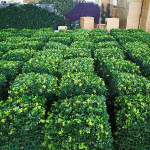 artificial hedges mats warehouse