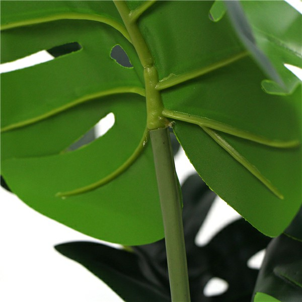 artificial potted tree details