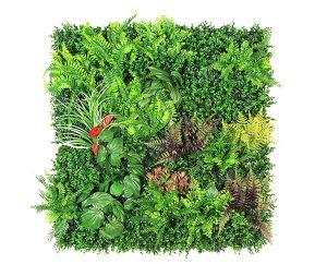 artificial vertical garden panels