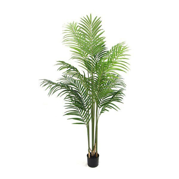 faux tropical tree