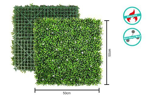 A036 heavy metal free and flame retardant boxwood hedging