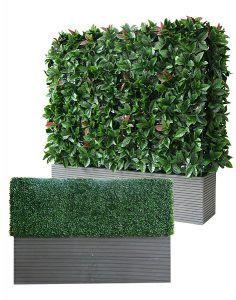Artificial Hedges Planters
