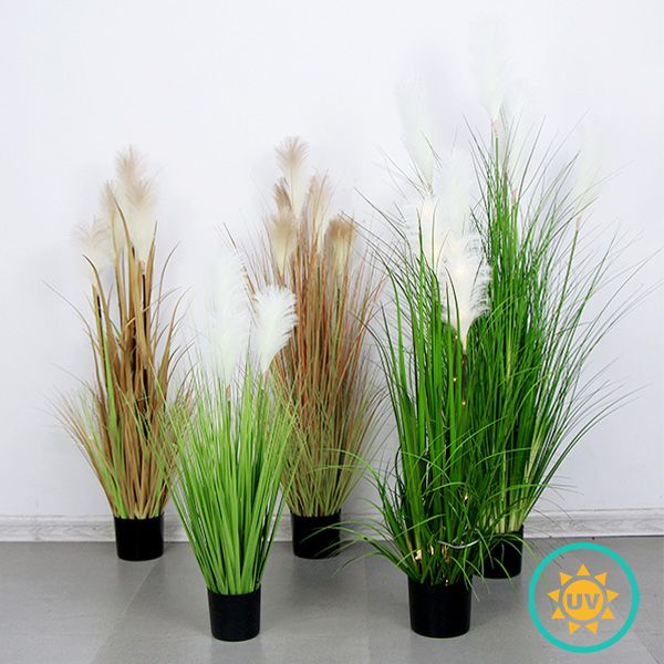 Artificial Reed Grass plants Series