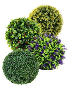 Artificial Topiary Balls collections from sunwing