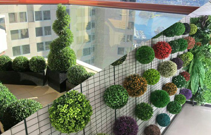 Artificial Topiary Plants Supply