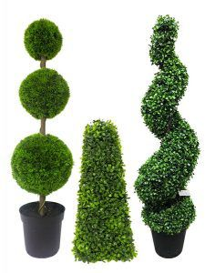 Artificial Topiary Trees from sunwing