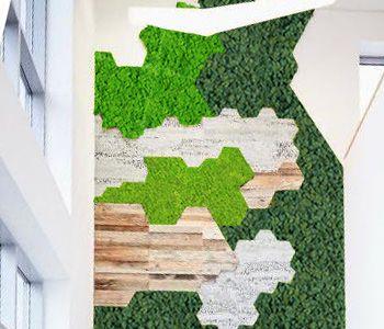 DIY-preserved-moss-mat