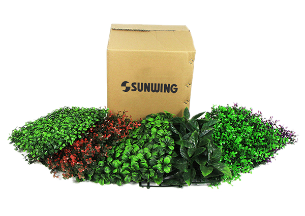 Sunwing artificial hedges Factory