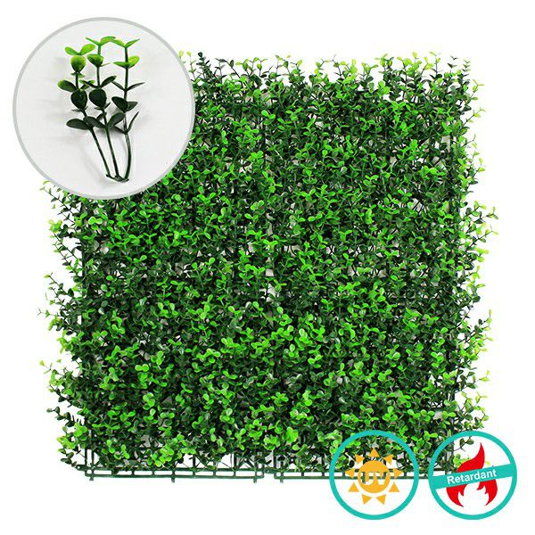 artificial box hedges A006