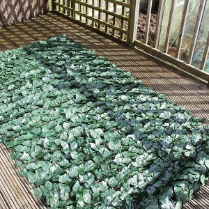 extended ivy fence roll