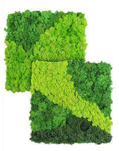 moss design wall mats