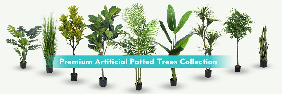 premium artificial trees manufacturer