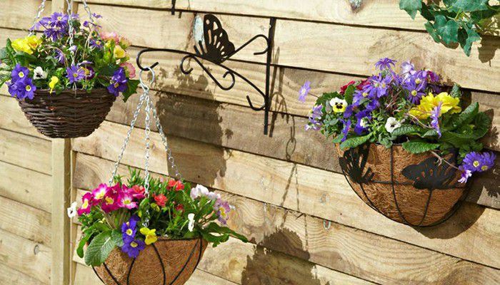 stunning artificial plants hanging for outside