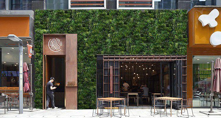Artificial Garden Panels