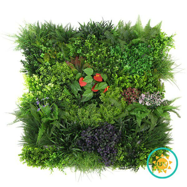 Artificial Garden Panels Tropical Wonderland H014~1