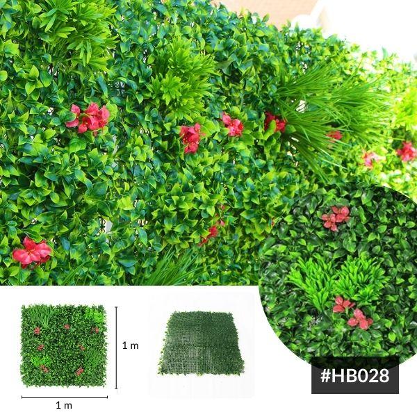 Artificial Garden Wall HB028