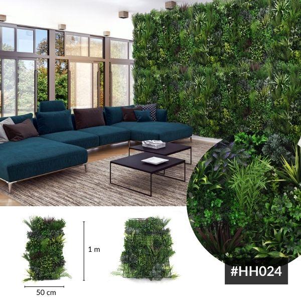 Artificial Vertical Plant Walls Series