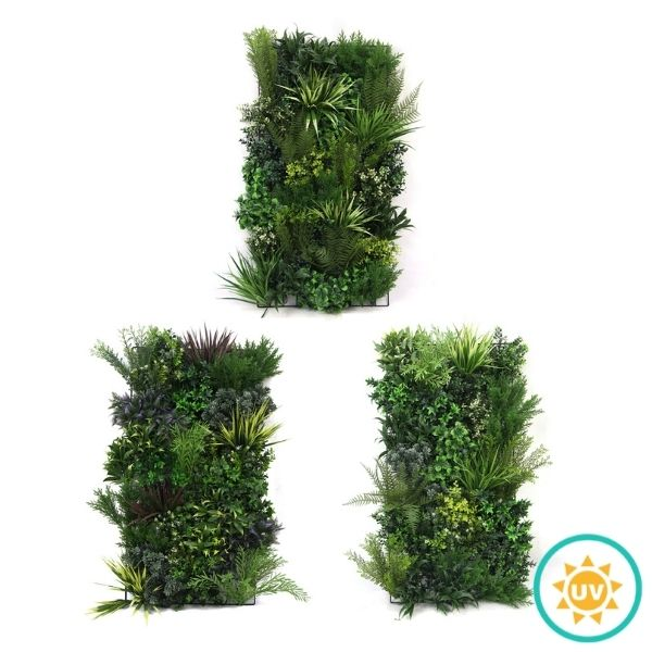 Artificial Vertical Plant Walls Series