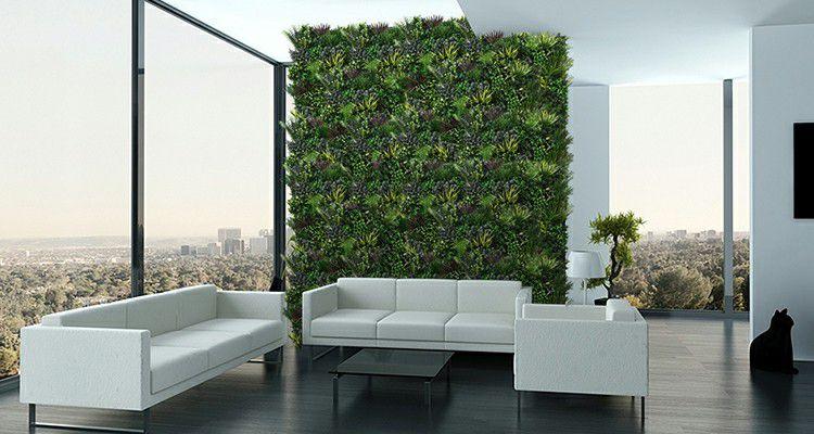 Fake Plant Wall Panels decor