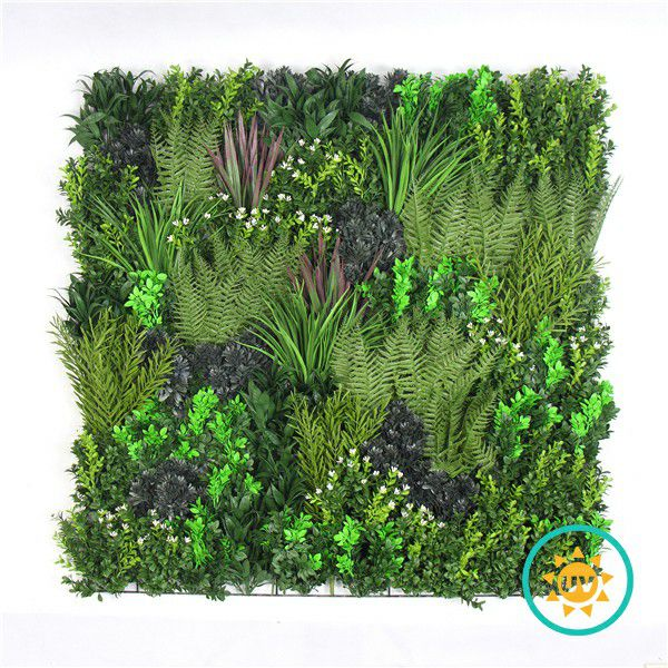 Fake Plant Wall Panels for Safe Decor H015FR