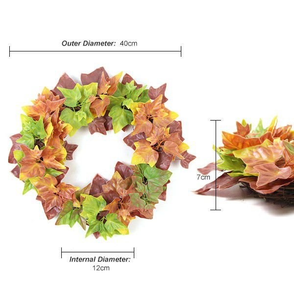 Specification of ivy leaf wreath