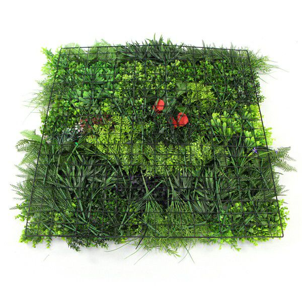 artificial garden panel iron mesh~1