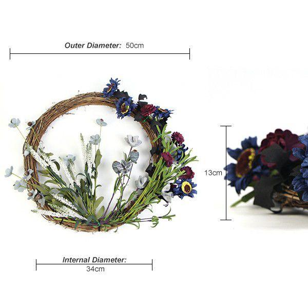 artificial plant garland