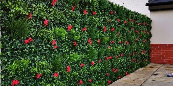 artificial vertical wall B026
