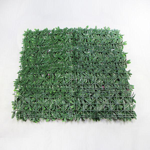 backdrop of B026 artificial plants wall mat