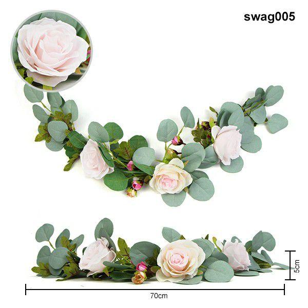 decorative artificial swags