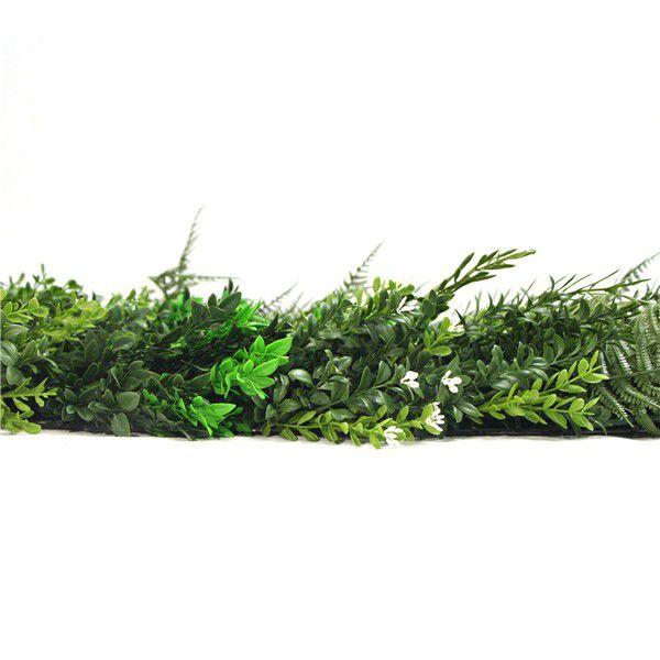 fake plant wall panels for decor