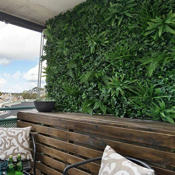 indoor artificial wall plants