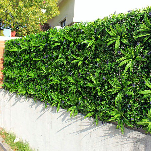 outdoor landscaping of Sunwing artificial vertical wall
