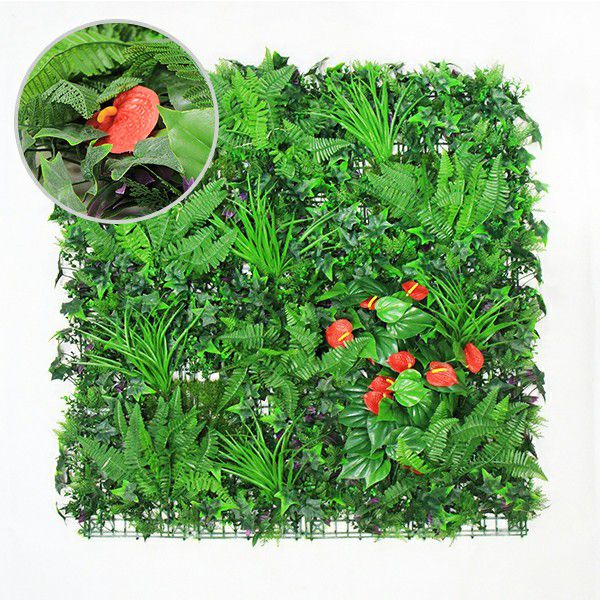 sunwing artificial foliage wall panel B004
