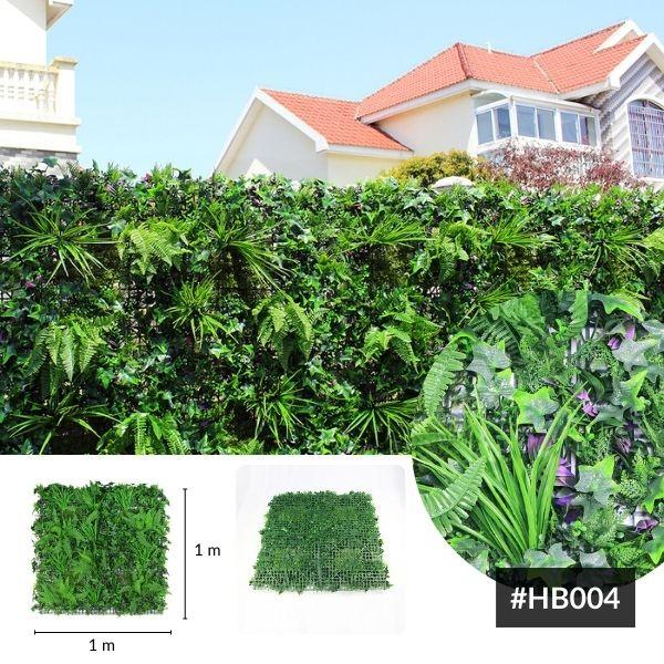 sunwing artificial foliage wall panels HB004