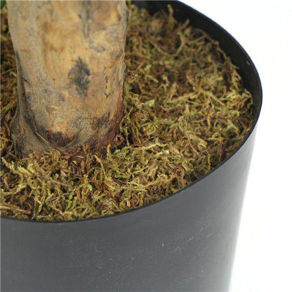artificial boxwood topiary pot