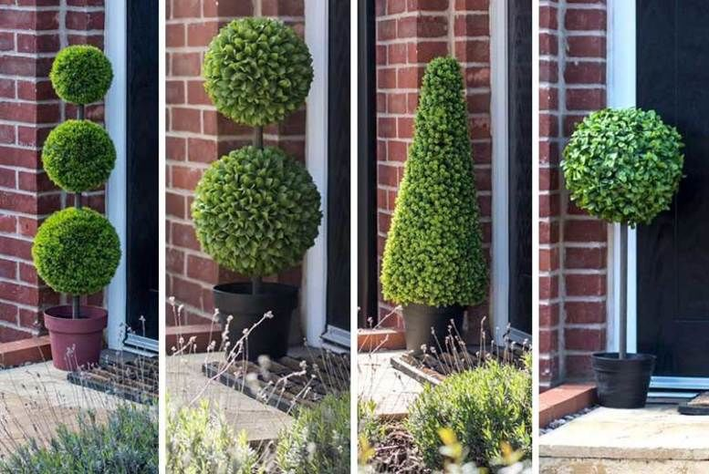 outdoor-atificial-boxwood-topiary-trees-wholesale